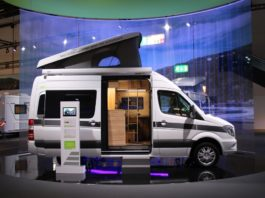Hymer Grand canyon S su Mercedes