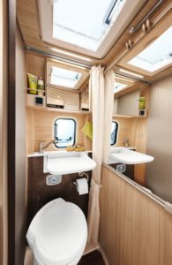 City Car C600 toilette