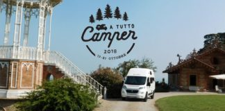 Font Vendome A tutto camper