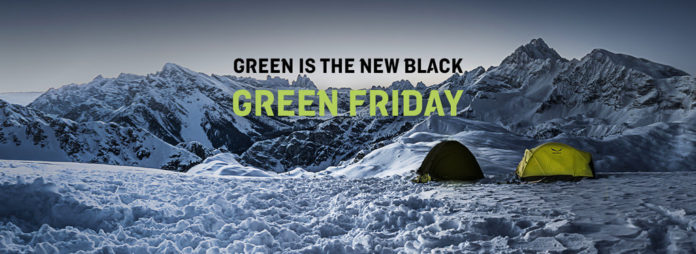 Salewa Green Friday