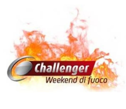 challenger weekend di fuoco