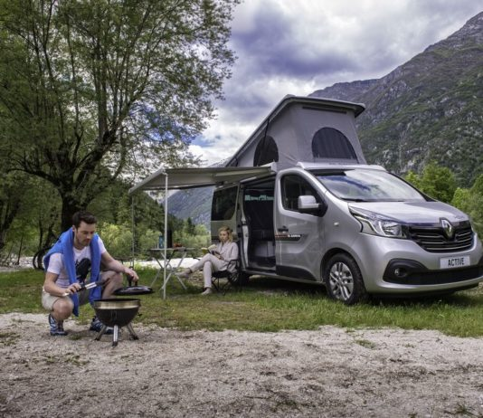 Renault Trafic in allestimento Active
