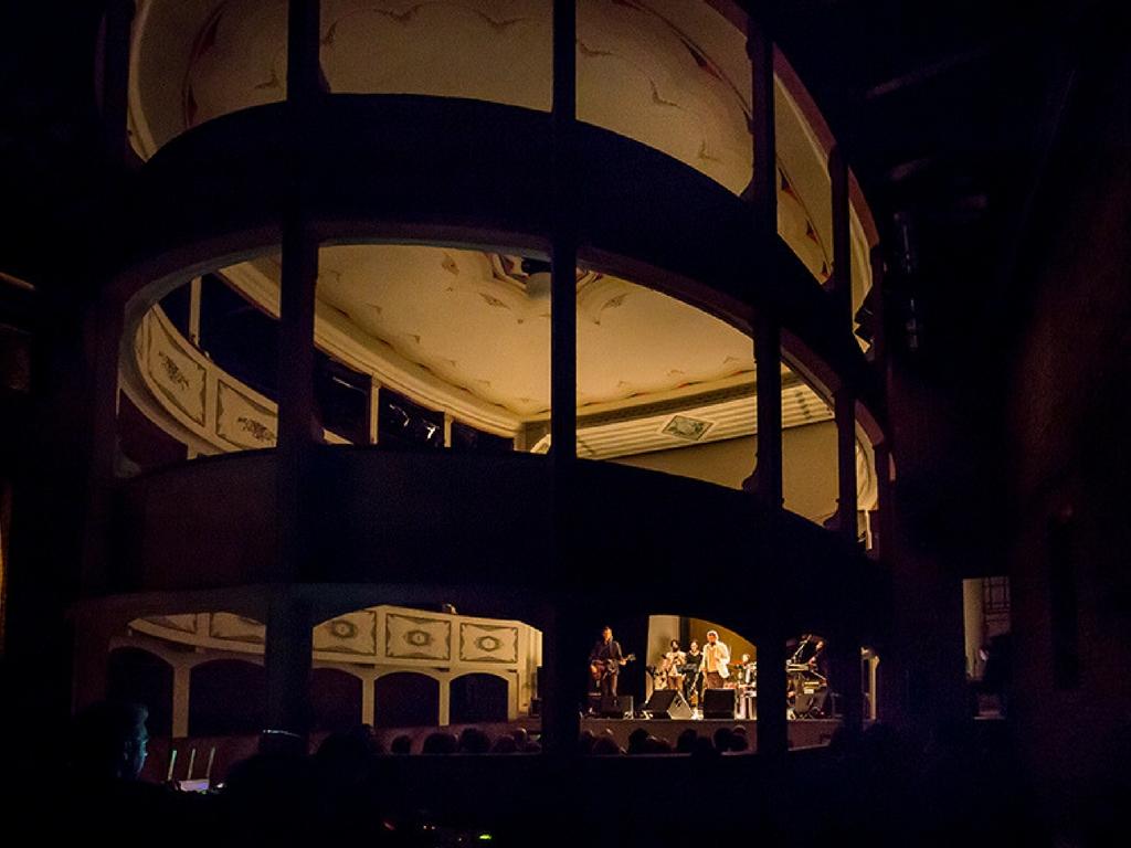 Festival Cartoceto Dop al Teatro del Trionfo foto tele2000.eu
