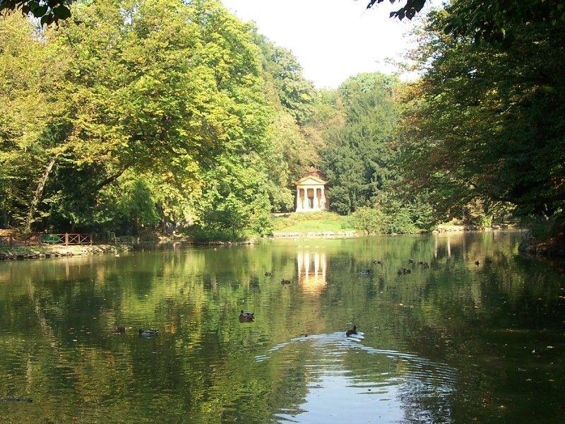laghetto Parco di Monza