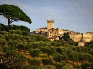 Capalbio, il castello