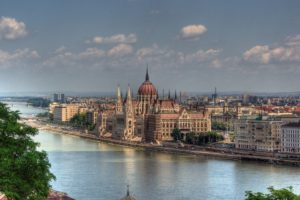 Ungheria, cullarsi sul Danubio Blu