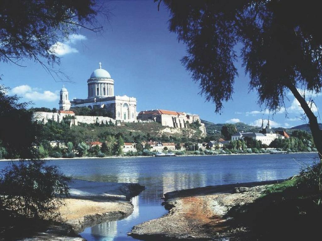 veduta panoramica di Esztergom