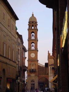 Torre del'orologio Faenza