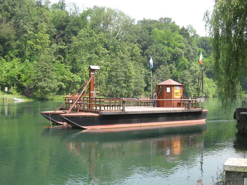 Traghetto di Leonardo