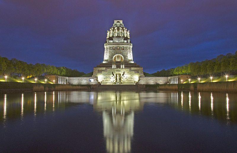 Monumento Battaglia delle Nazioni Lipsia