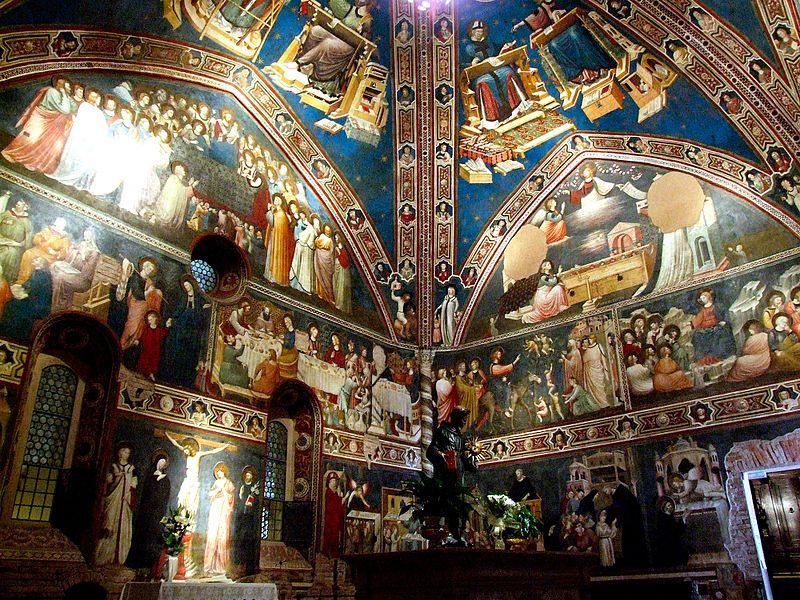 Basilica di San Nicola, il Cappellone