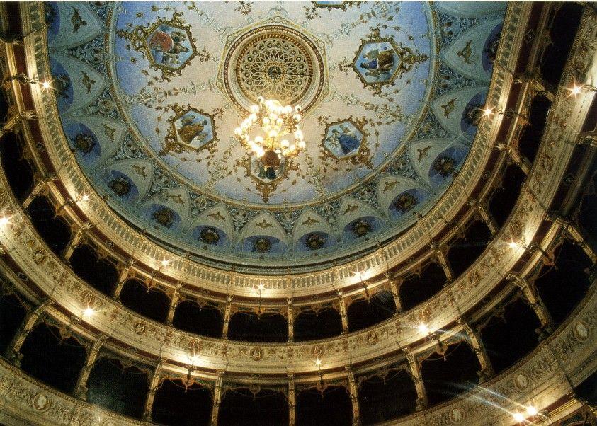 Cagli, Teatro comunale