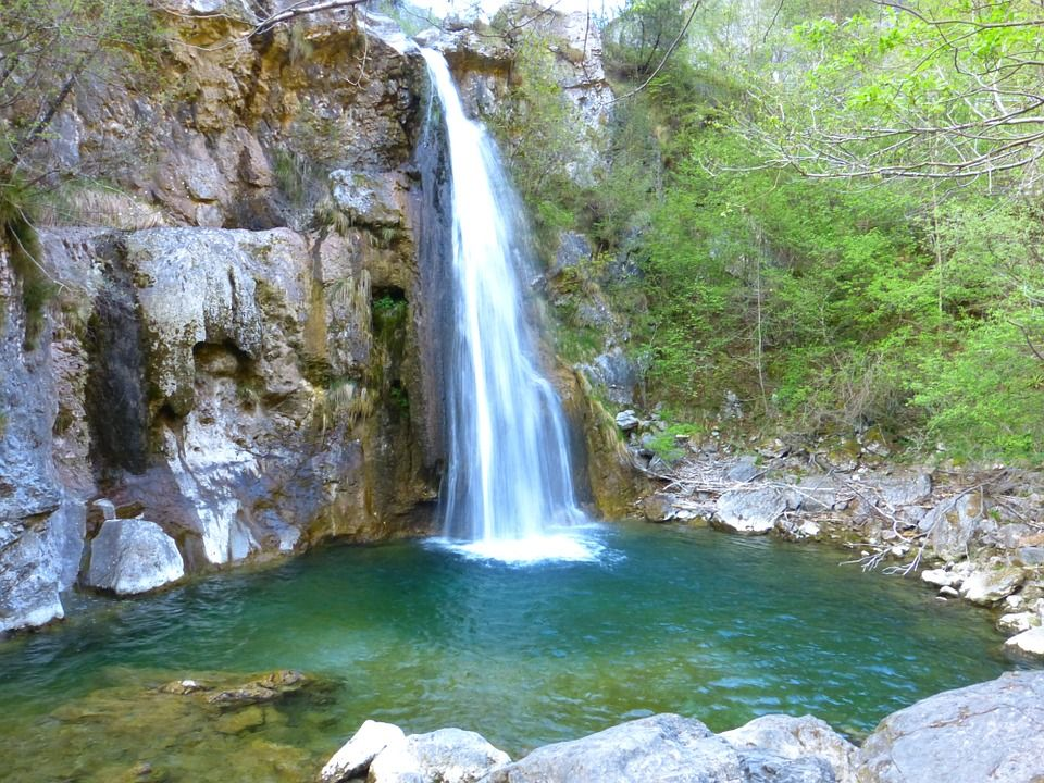 Cascata Val di Ledro