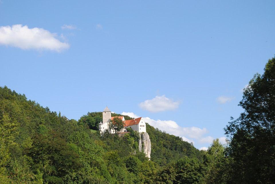 Altmuhltal, Castello Prunn