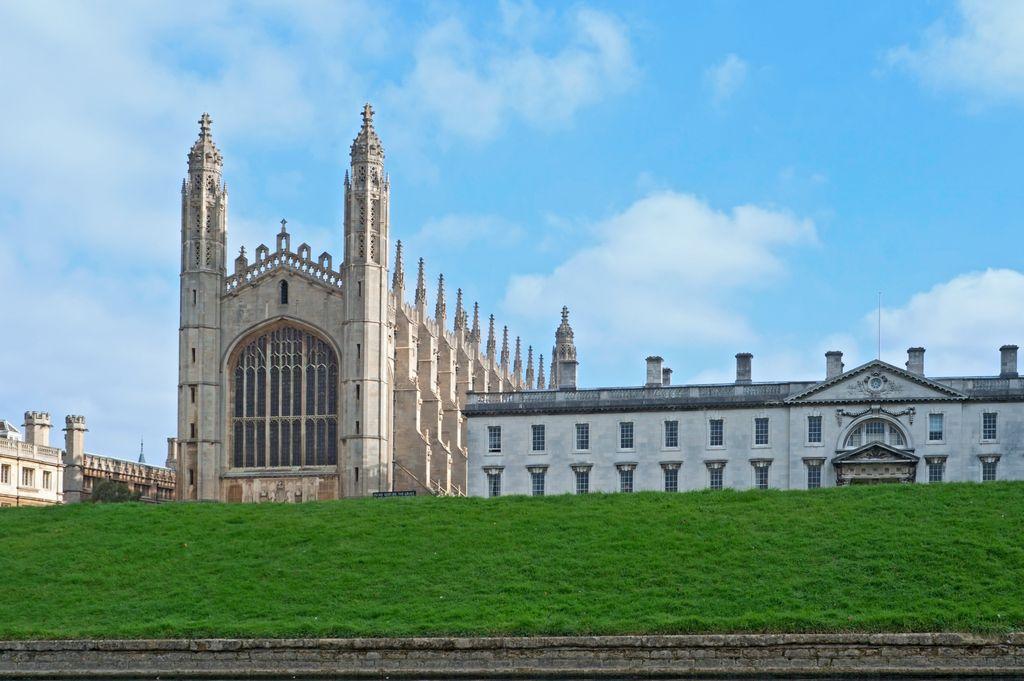 Cambridge, la cappella del King's College