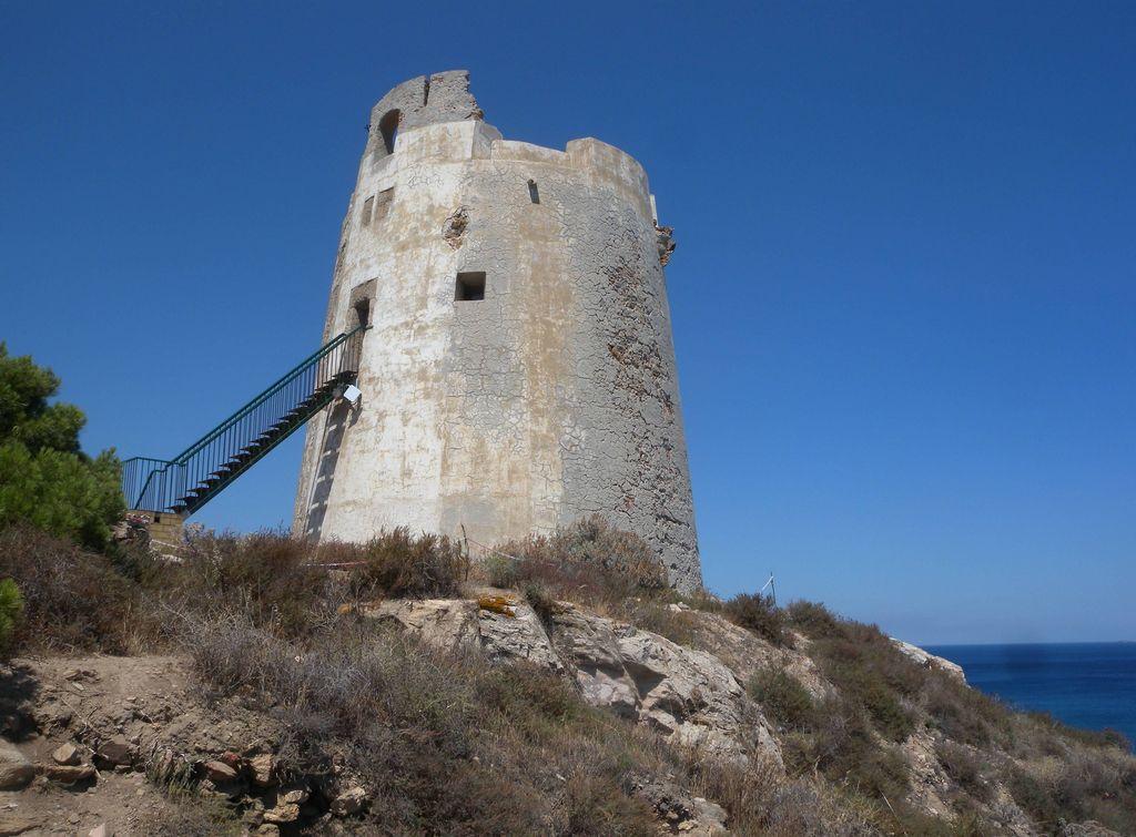 Domus de Maria Torre di Chia