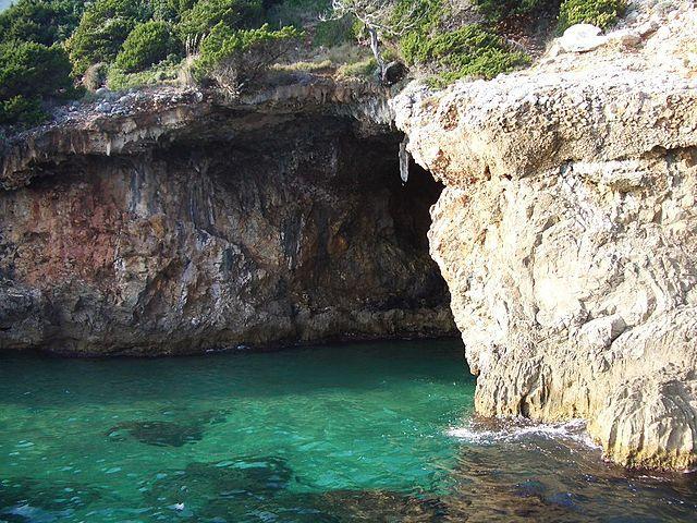 Grotta Impiso