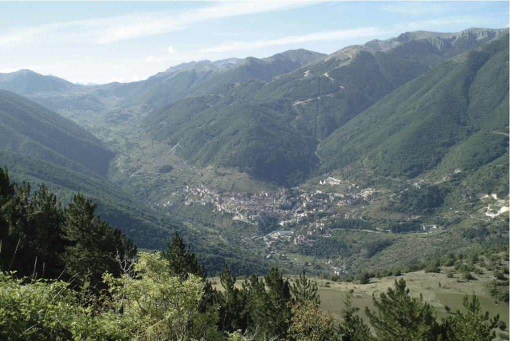 Scanno, la valle