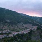 Panoramica su Villalago