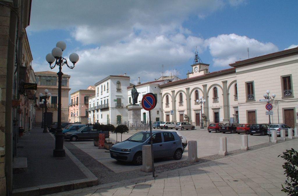 Venosa, Piazza Orazio
