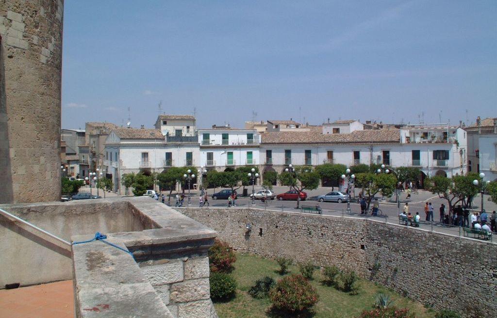 Venosa, il borgo