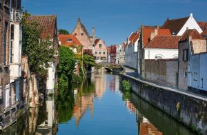 Brugge, la Venezia del nord