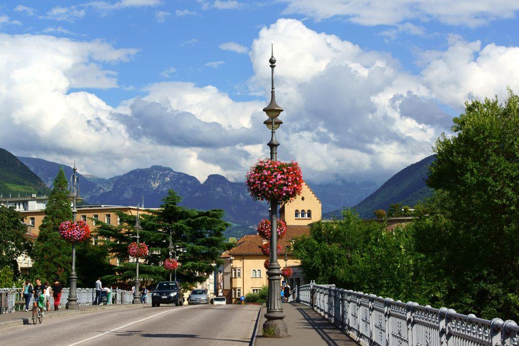 Bolzano, Ponte Talvera