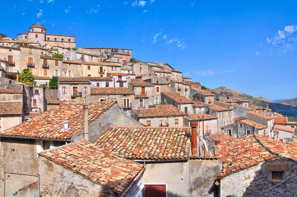 Marano Calabro, Il borgo