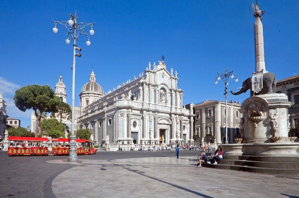 Catania, Piazza del Duomo