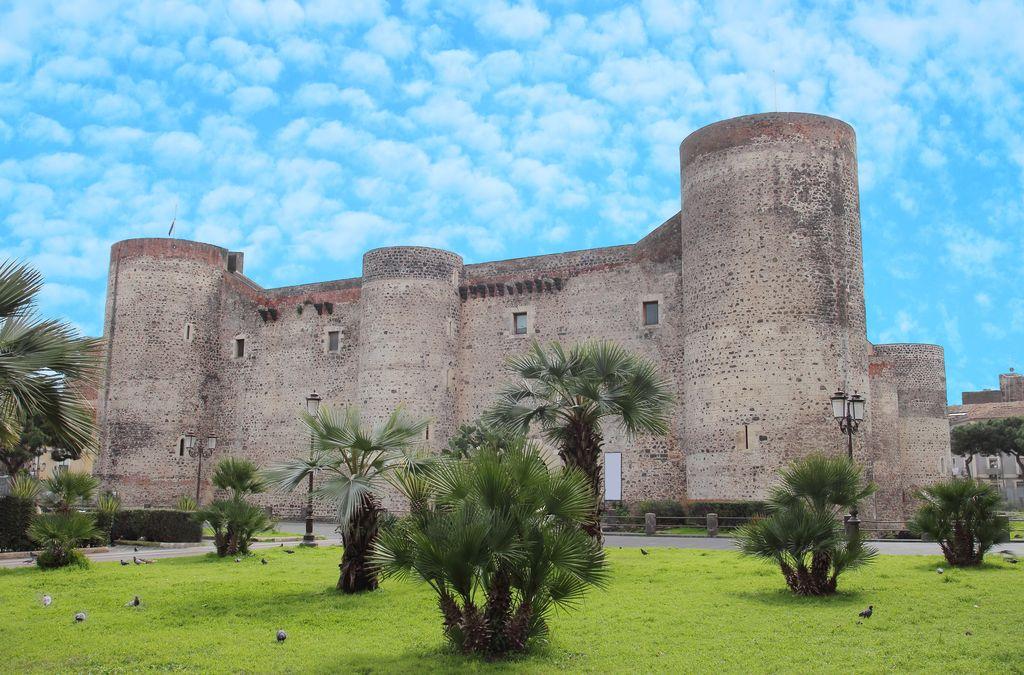 Catania, il Castello Ursino