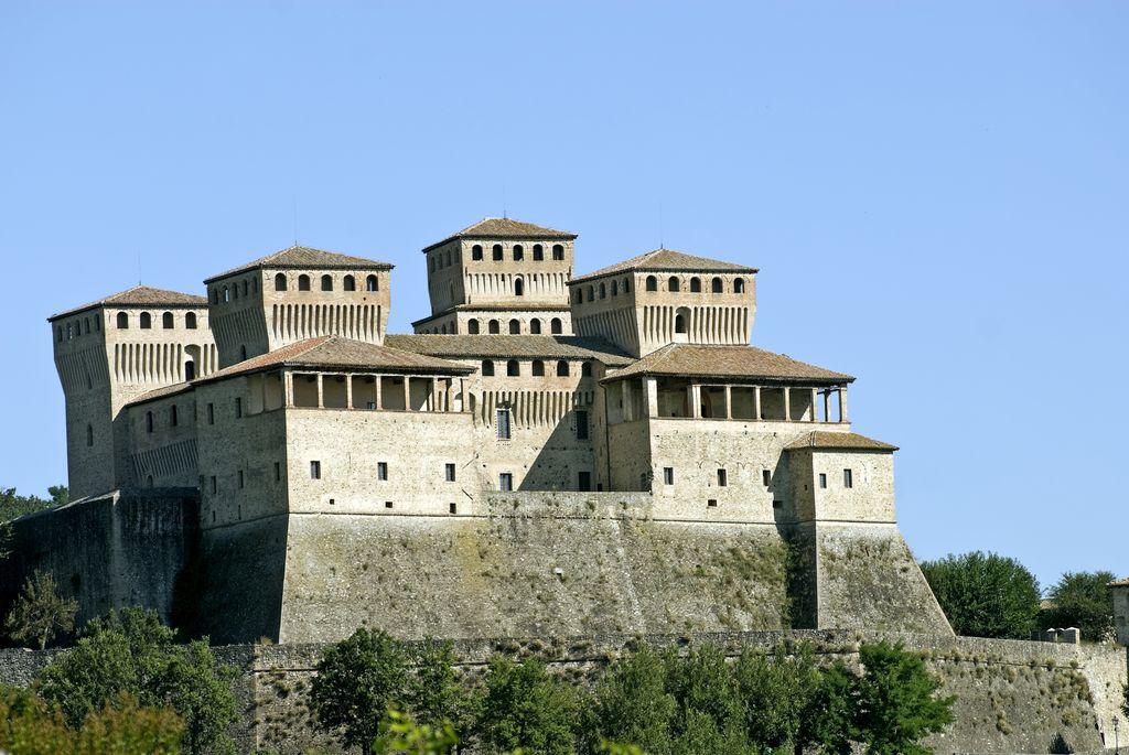 Emilia, Castello di Torrechiara