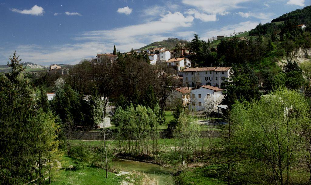 Modigliana, il borgo