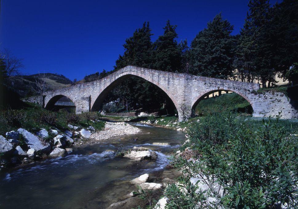 Modigliana, il ponte