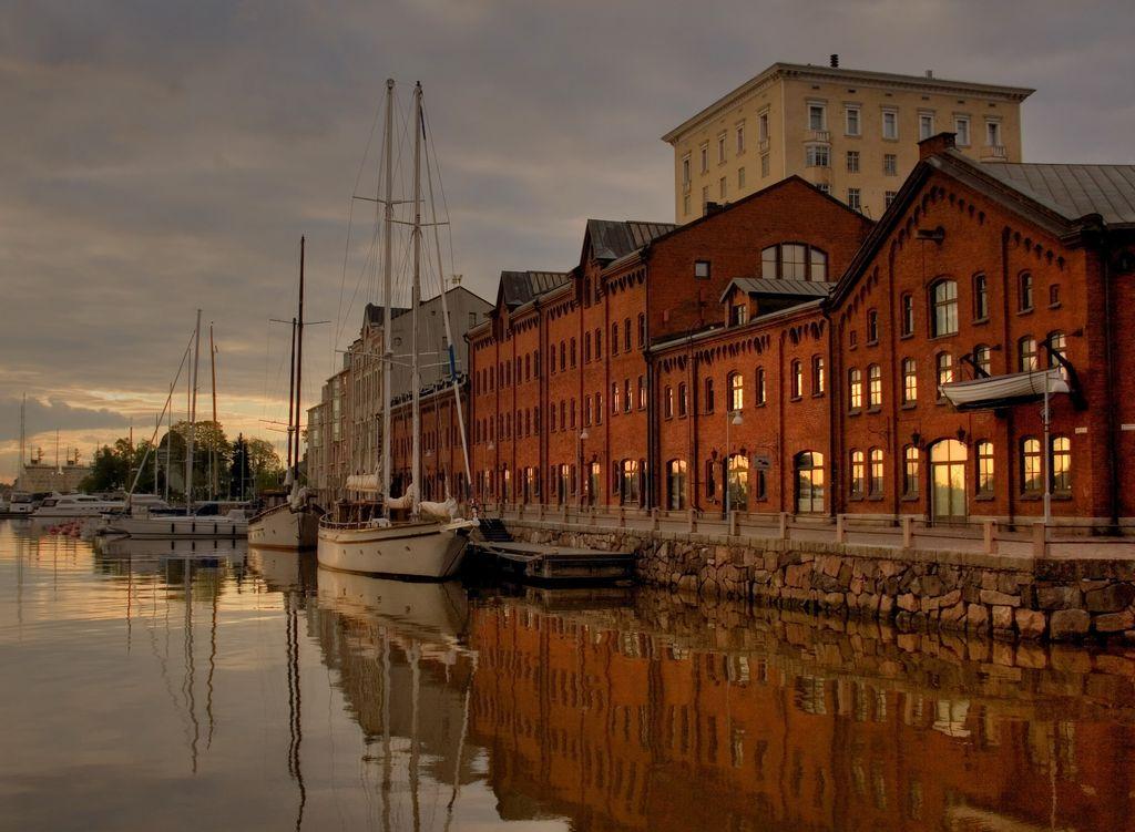 Helsinki, Cattedrale ortodossa al Vecchio Porto