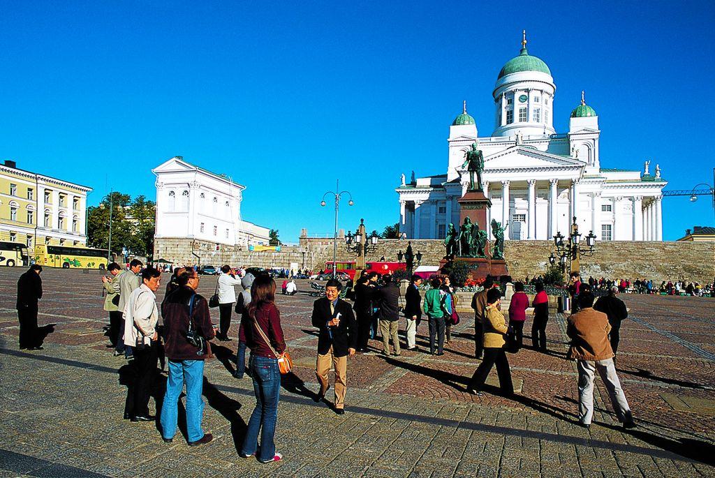 Helsinki, Duomo