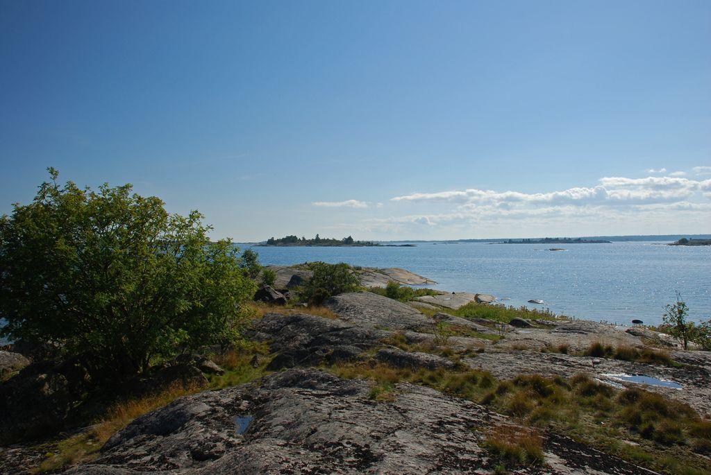 Rocky Coast vicino a Helsinki