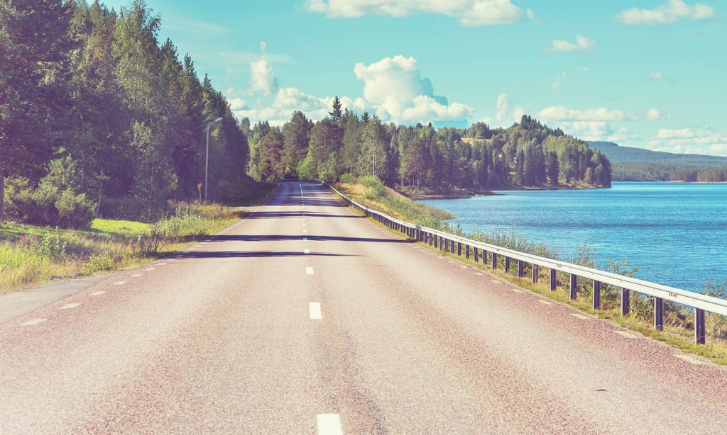 Finlandia, Una strada