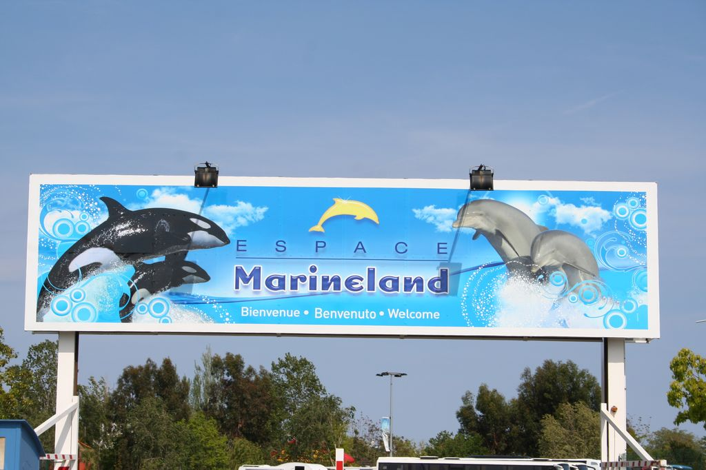 Antibes, Marineland