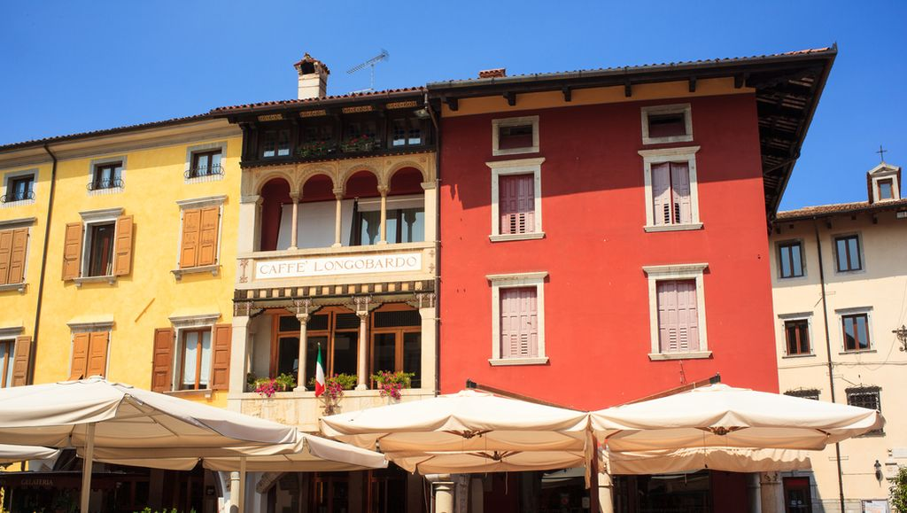 Cividale, Piazza Paolo Diacono