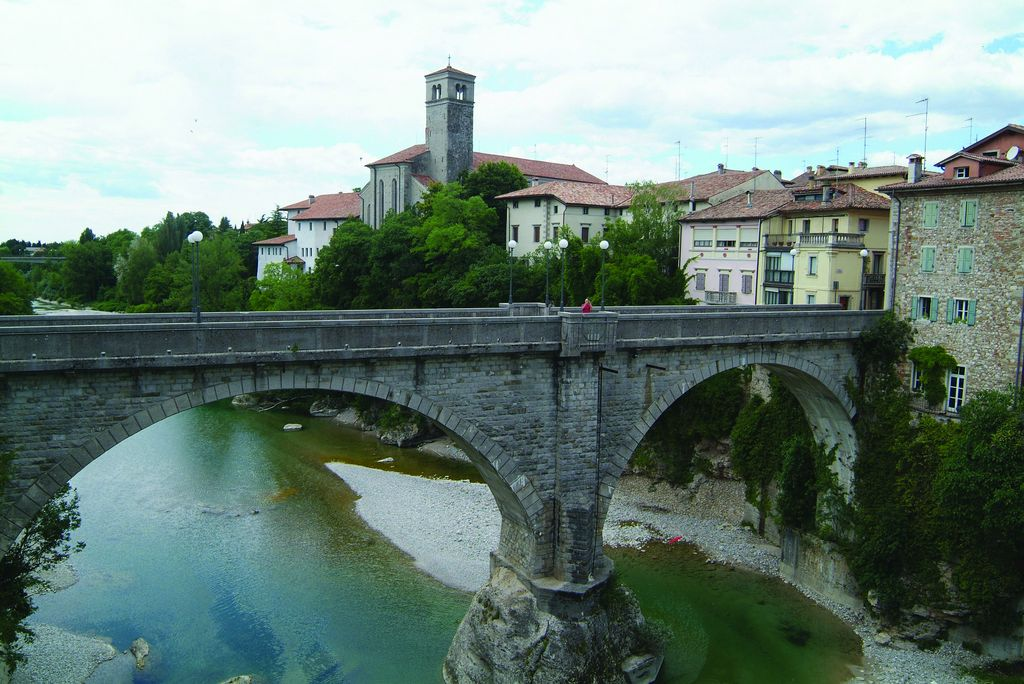 Cividale, Ponte del Diavolo