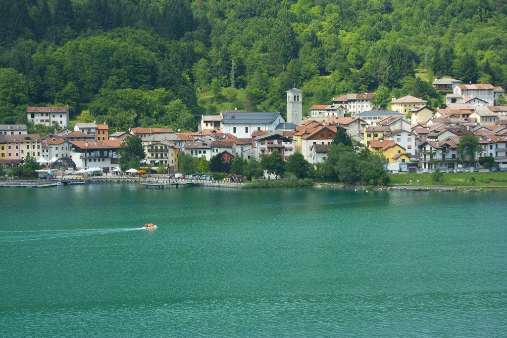 Valcellina, Lago Barcis
