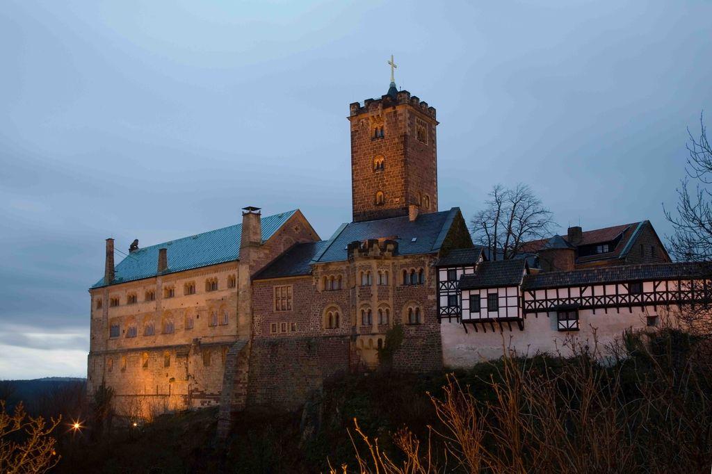 Eisenach, Casa Martin Lutero