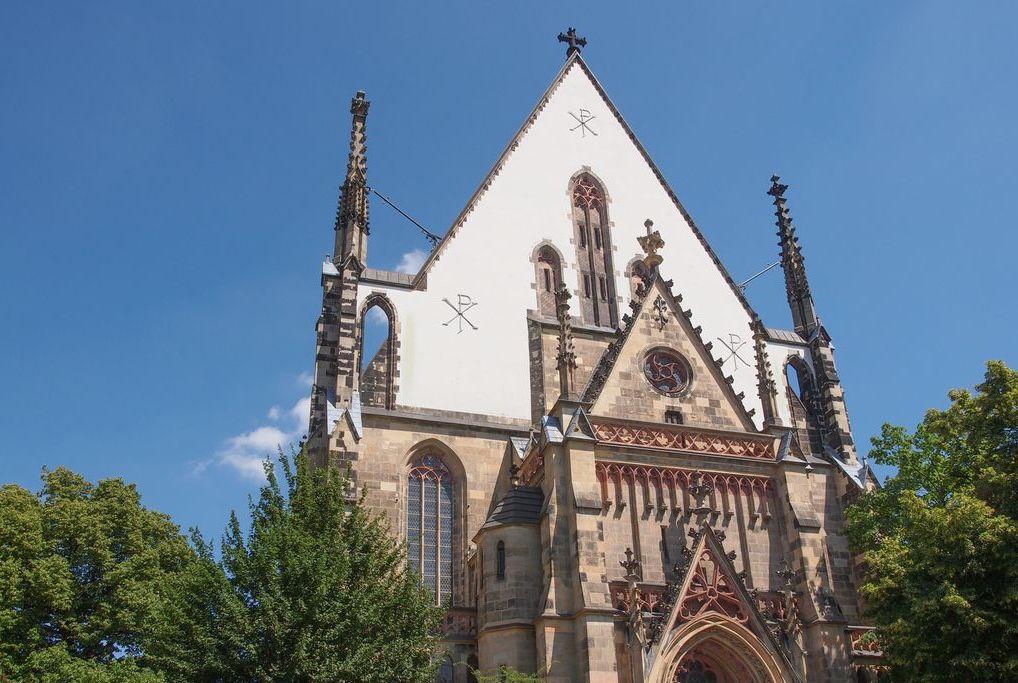 Lipsia, Chiesa di San Tommaso