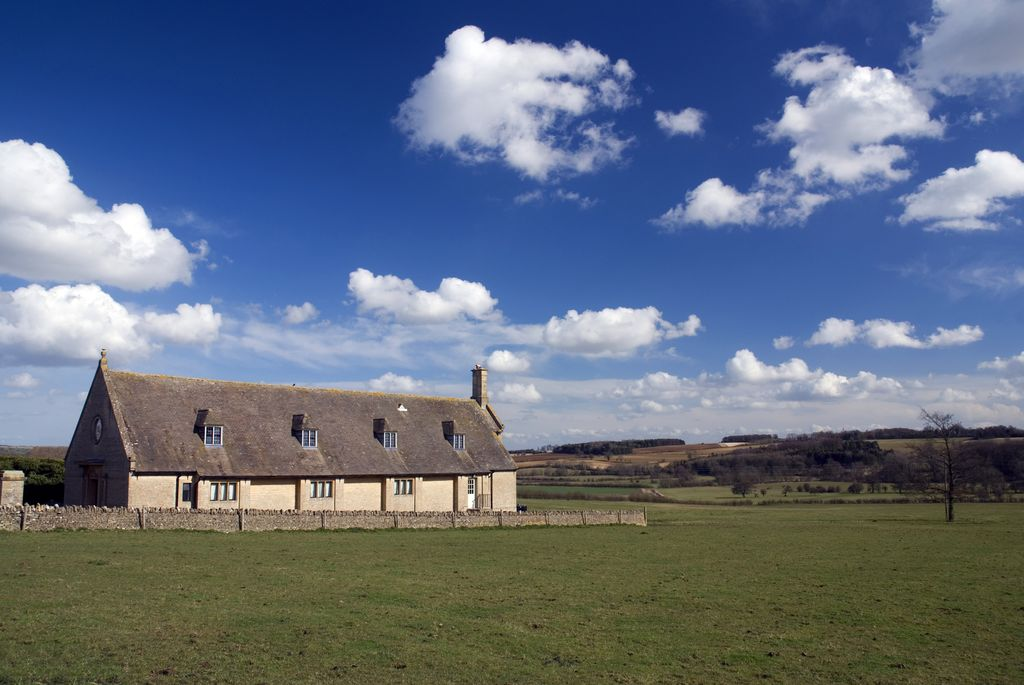 Cotswold, una fattoria