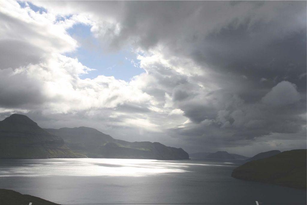 Stykkysolmur panorama