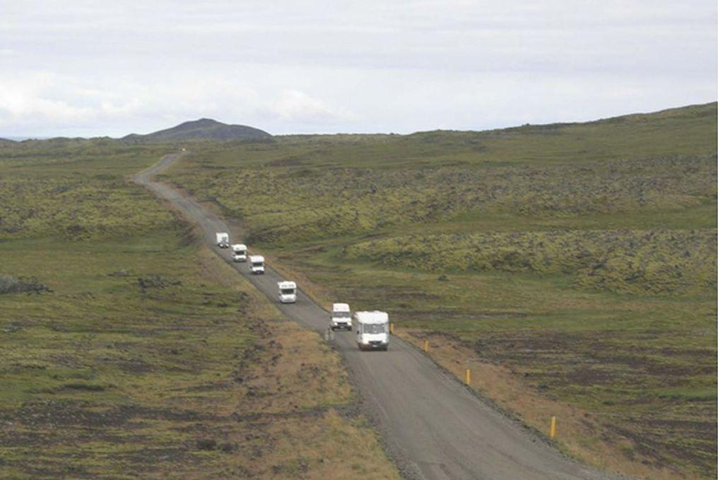 Trasferimento penisola Snaefells