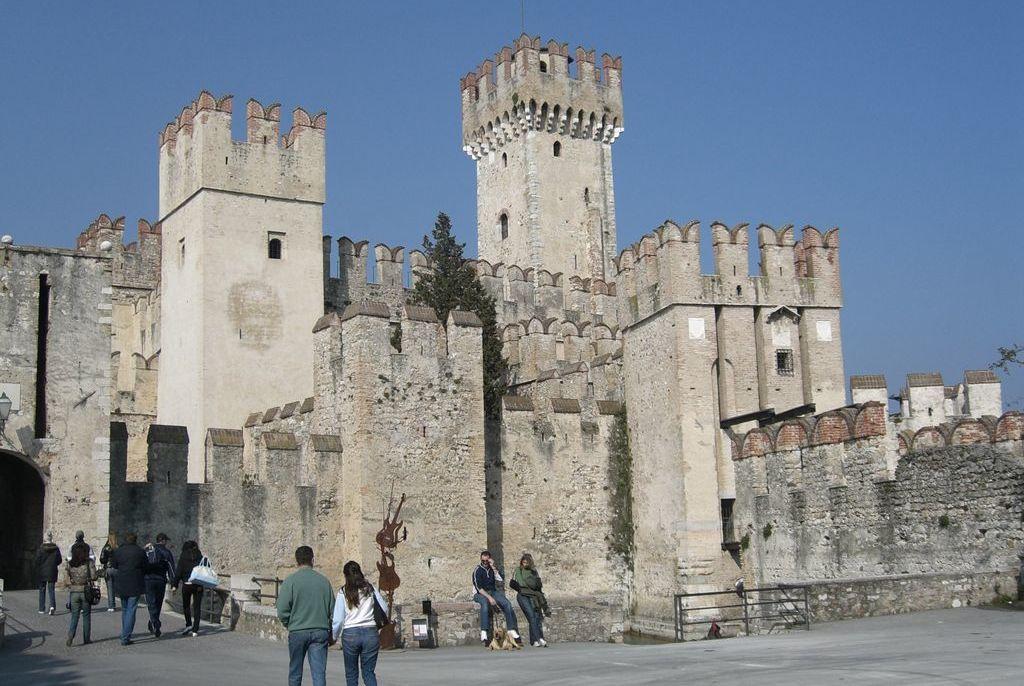 Sirmione, il Castello Scaligero