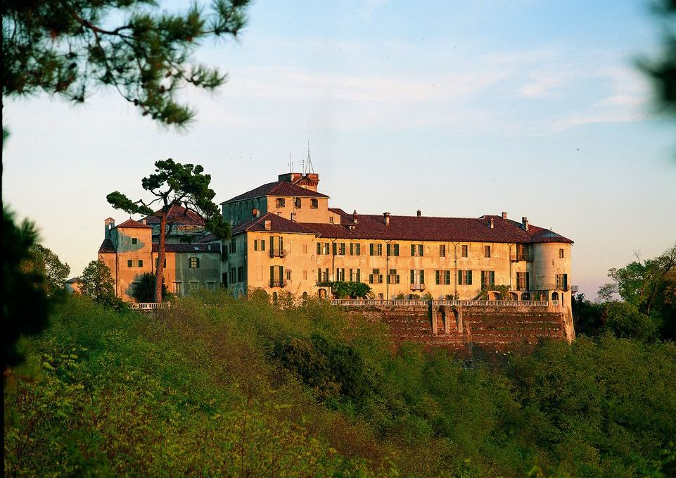 Castello di Masino, panoramica