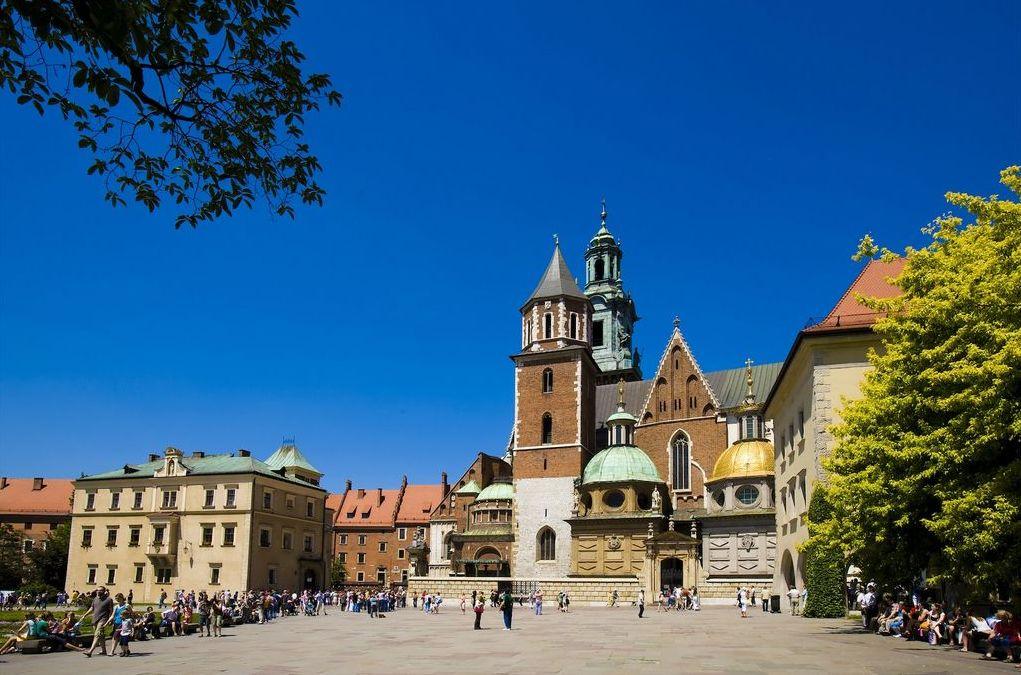 Cracovia, il Castello Reale