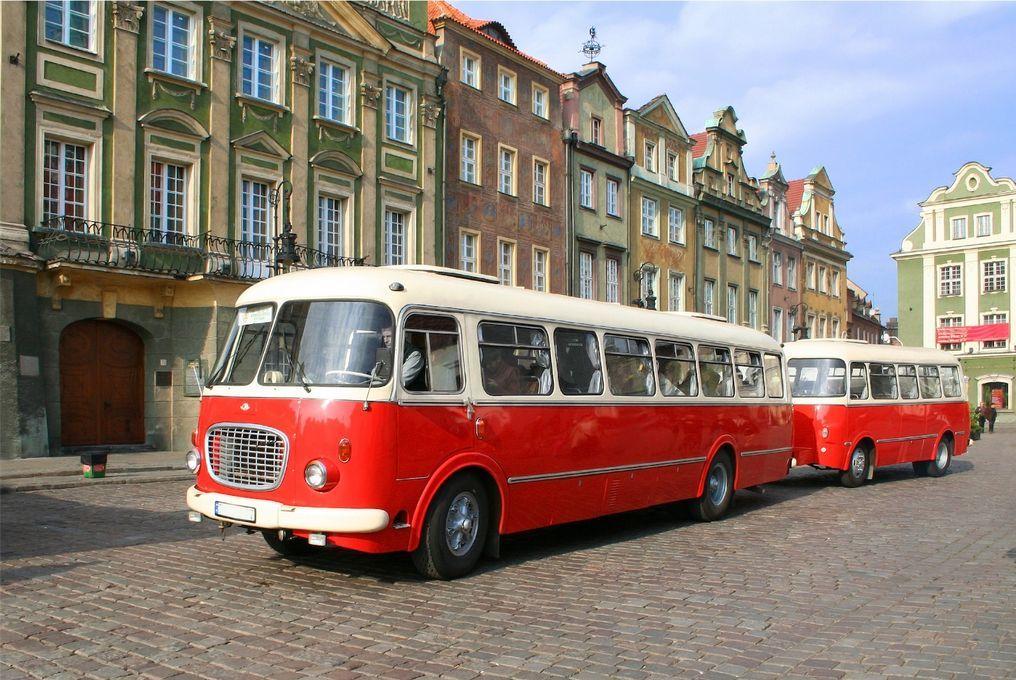Ponzan, autobus